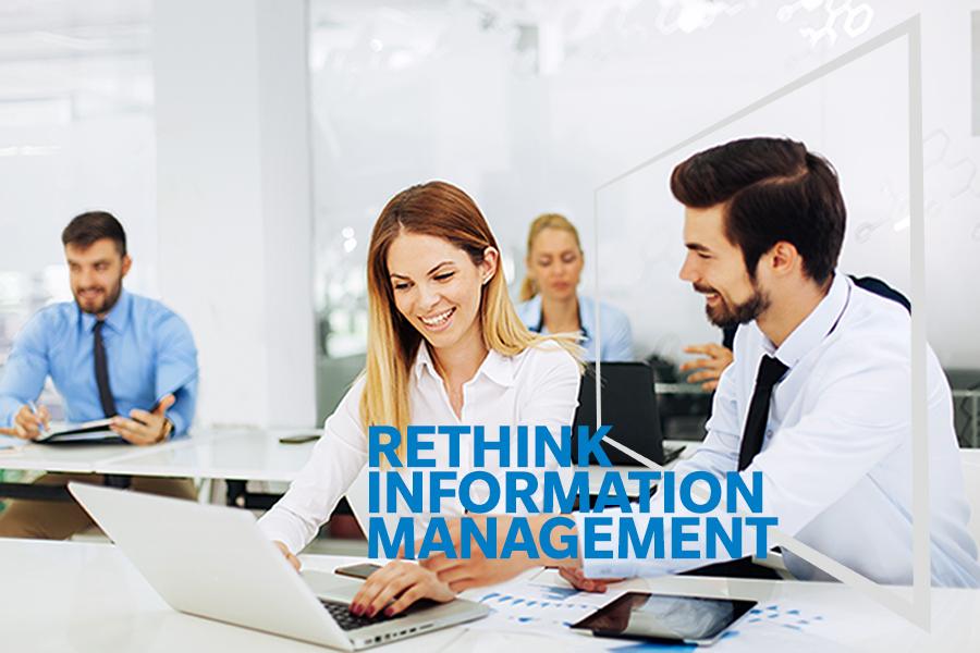 Soluție de management al informațiilor de la Konica Minolta și M-Files