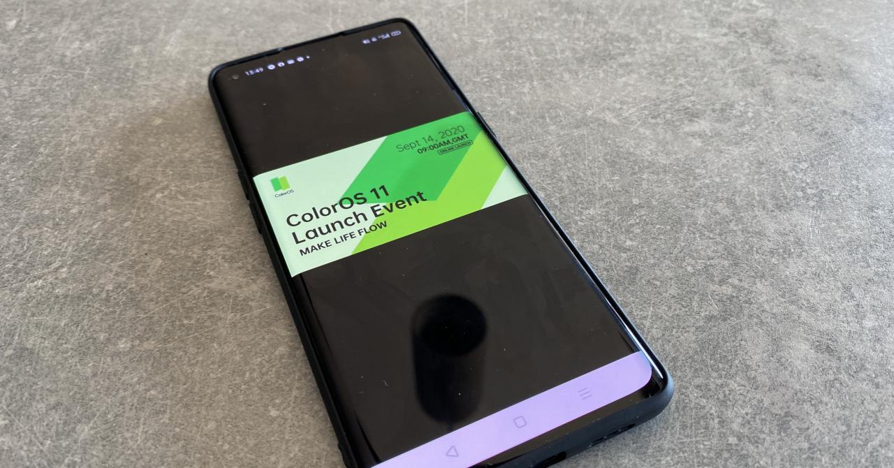 Oppo lansează Color OS 11, cel mai nou software bazat pe Android 11
