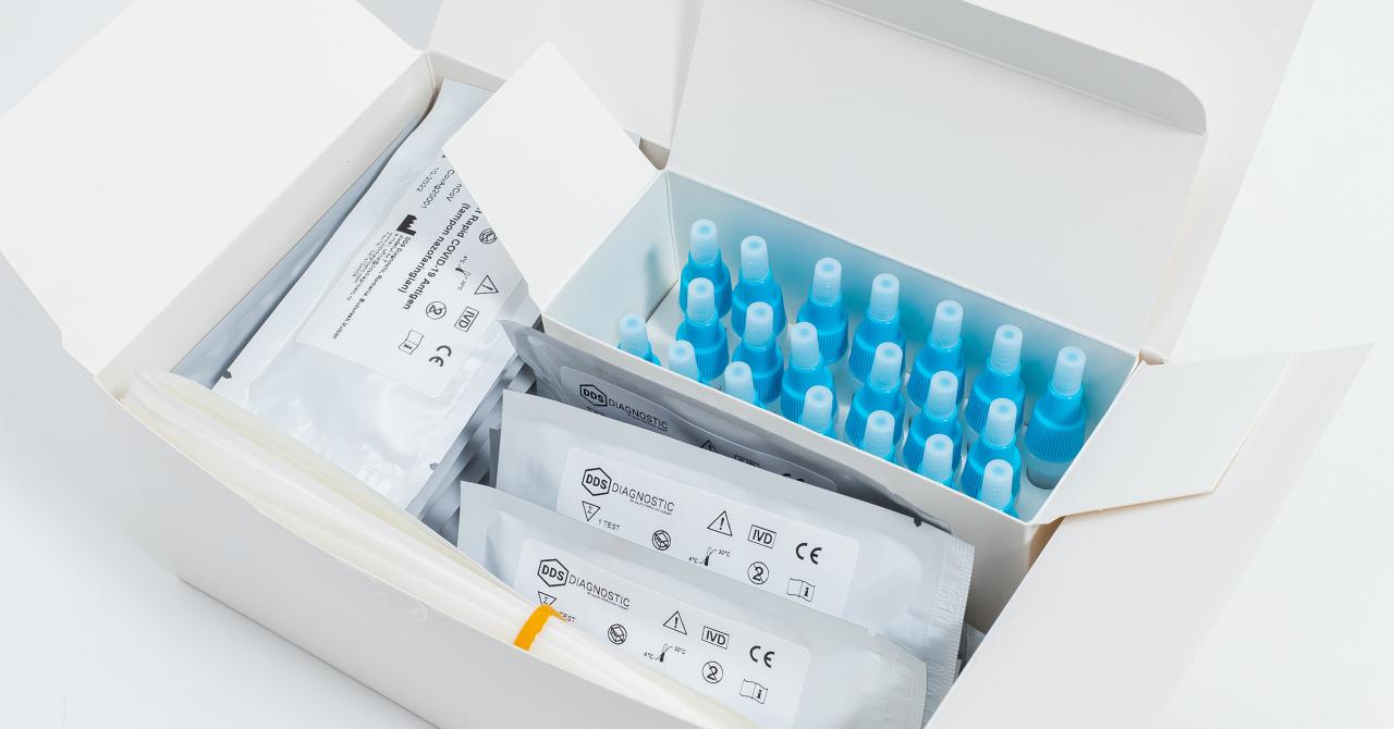 DDS Diagnostic lansează testul rapid Covid-19 Antigen: Rezultate în 15 minute