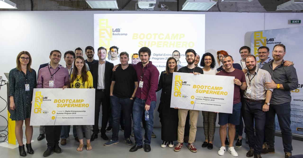 Care sunt cele mai bune 9 fintech-uri de la Elevator Lab Bootcamp