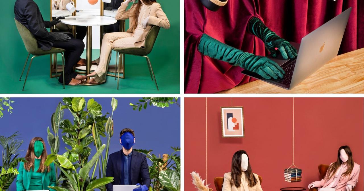 Mindspace: principalele îngrijorări ale oamenilor puse într-un proiect foto