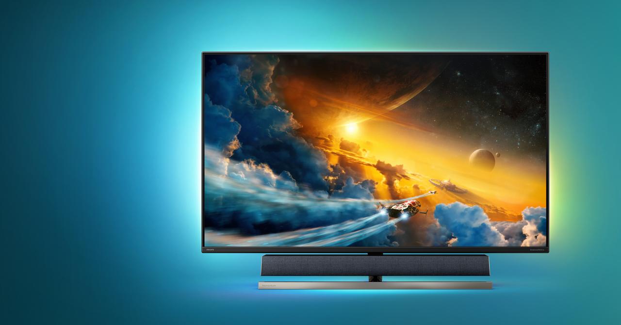 Philips lansează un monitor cât un televizor de mare, dedicat gamingului