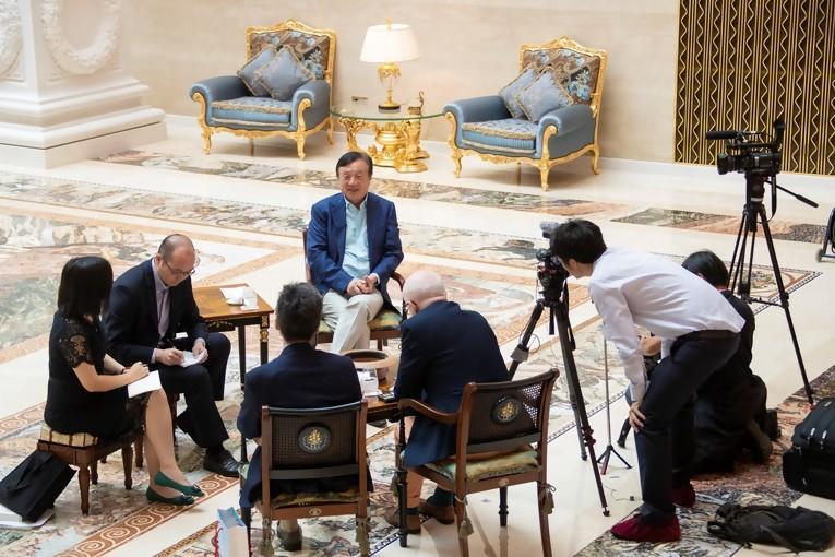 Fondator Huawei: Lista neagră nu ne va zdrobi, spre dezamăgirea SUA