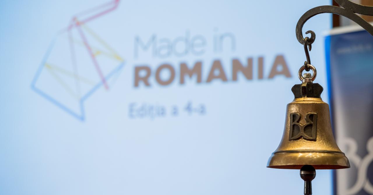 Nominalizări deschise pentru Made in Romania. Cei mai buni antreprenori locali