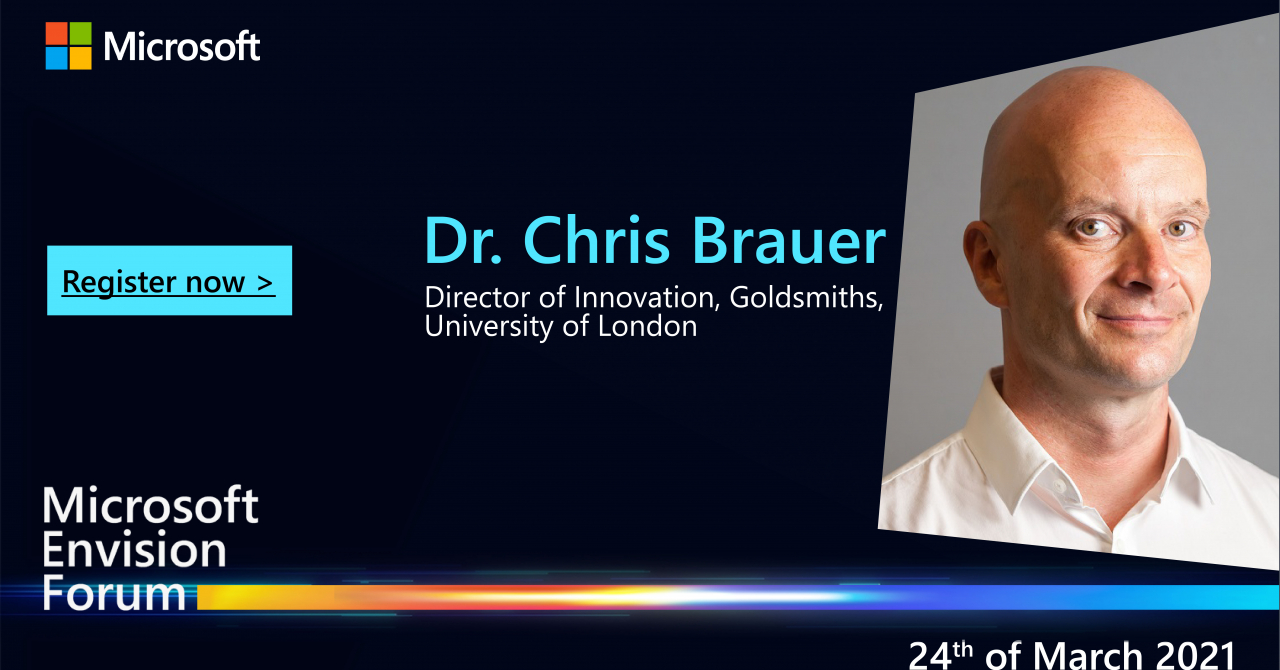 "Dr. Chris Brauer: ""AI scoate la lumina probleme nedetectate din companie"""