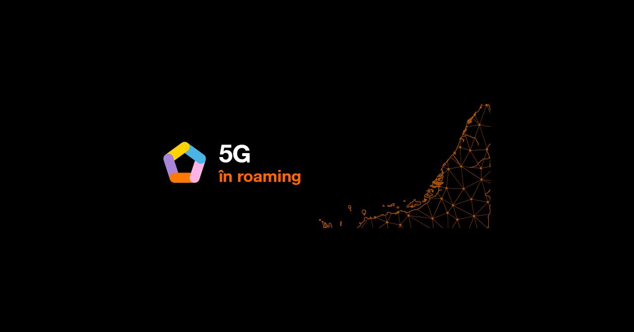 Orange România oferă, în premieră, roaming la viteze 5G