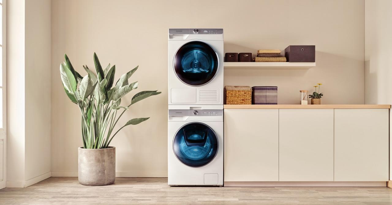 Samsung lansează frigidere și mașini de spălat cu inteligență artificială