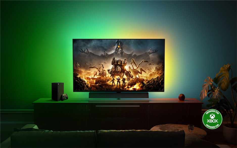 Primul monitor de gaming proiectat special pentru Xbox: Philips Momentum