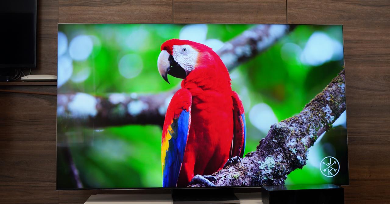 HANDS ON cu televizoarele Samsung QLED 8K/4K, dar și The Frame și Serif