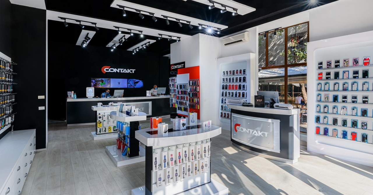 Românii de la Contakt, parteneriat cu Huawei. Customizează smartphone-uri&tablete