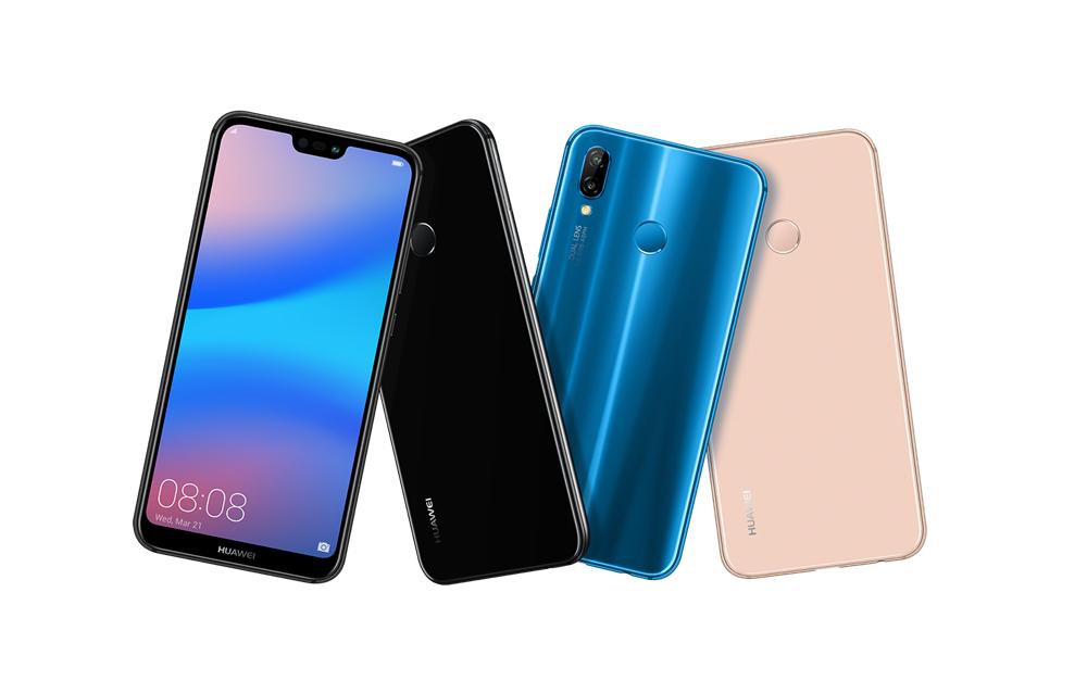 Huawei P20 lite este disponibil în România: specificații și preț