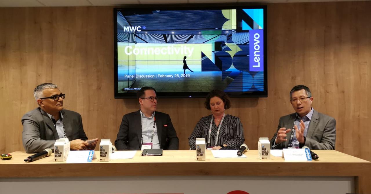 5G în viziunea Lenovo: Siguranță mai bună, libertate mai multă