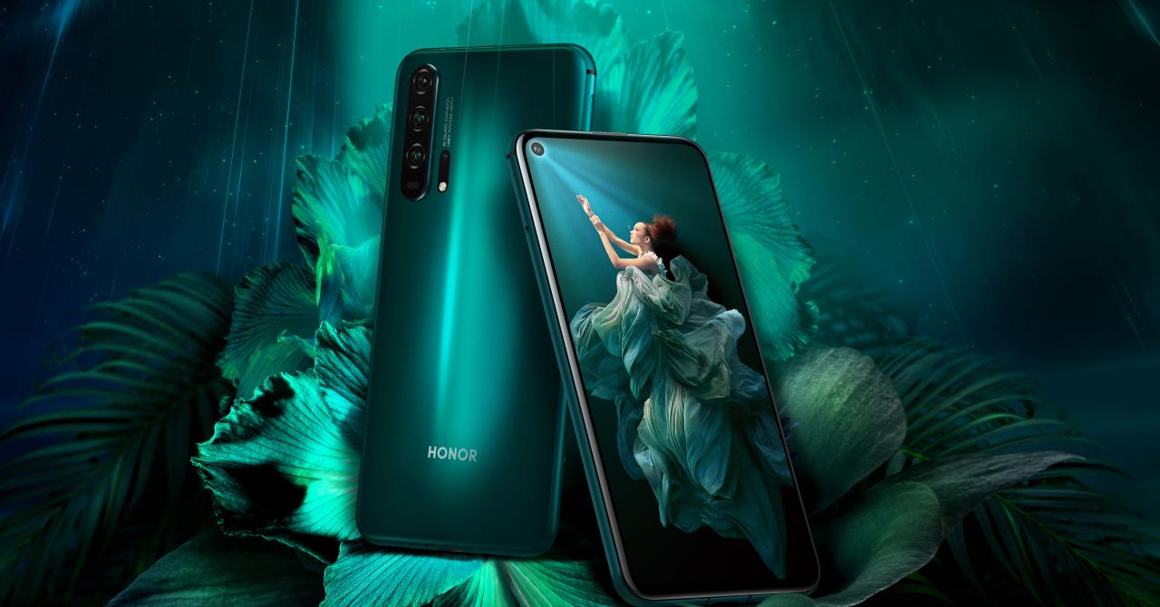 HONOR, la prima serie de smartphone-uri. Cameră foto peste Galaxy S10+