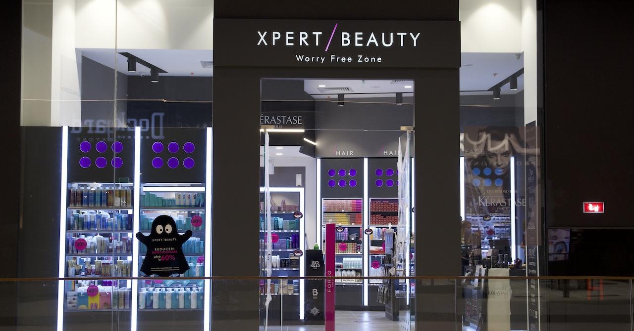 Business dublat în pandemie pentru retailerul românesc Xpert Beauty