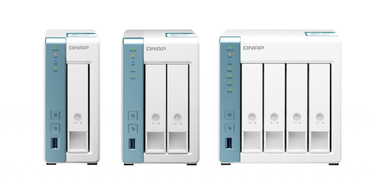 QNAP a lansat o serie de servere pentru cloudul privat de acasă