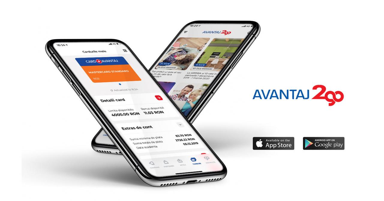 Aplicație pentru luat credit: Credit Europe Bank, aplicație dezvoltată de Zitec
