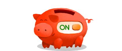 """ING Bank lansează """"porcușorul de economii"""" digital care rotunjeste restul"""
