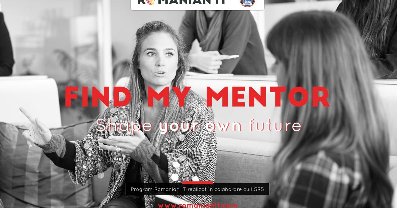 Program de mentorat lansat de comunitatea Romanian IT