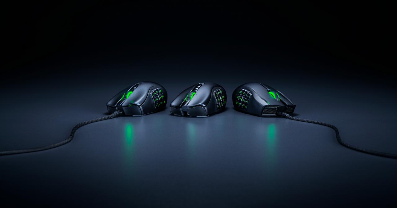 Razer lansează mouse-ul cu 16 butoane programabile pentru iubitorii de MMO-uri