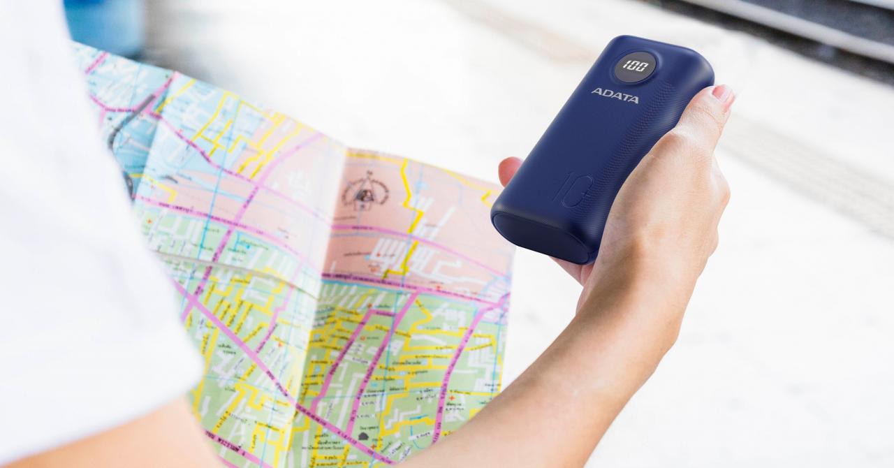 Bateriile externe cu care poți încărca un telefon mobil de șase ori