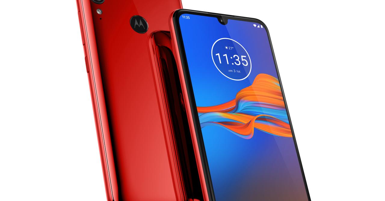 Moto e6 plus e un smartphone de buget care promite multe