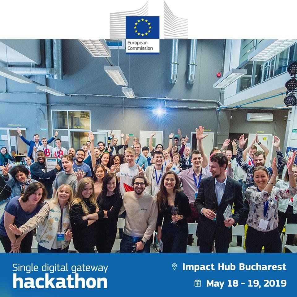 Hackathon: 5.000€ pentru soluții tehnologice aplicabile în UE
