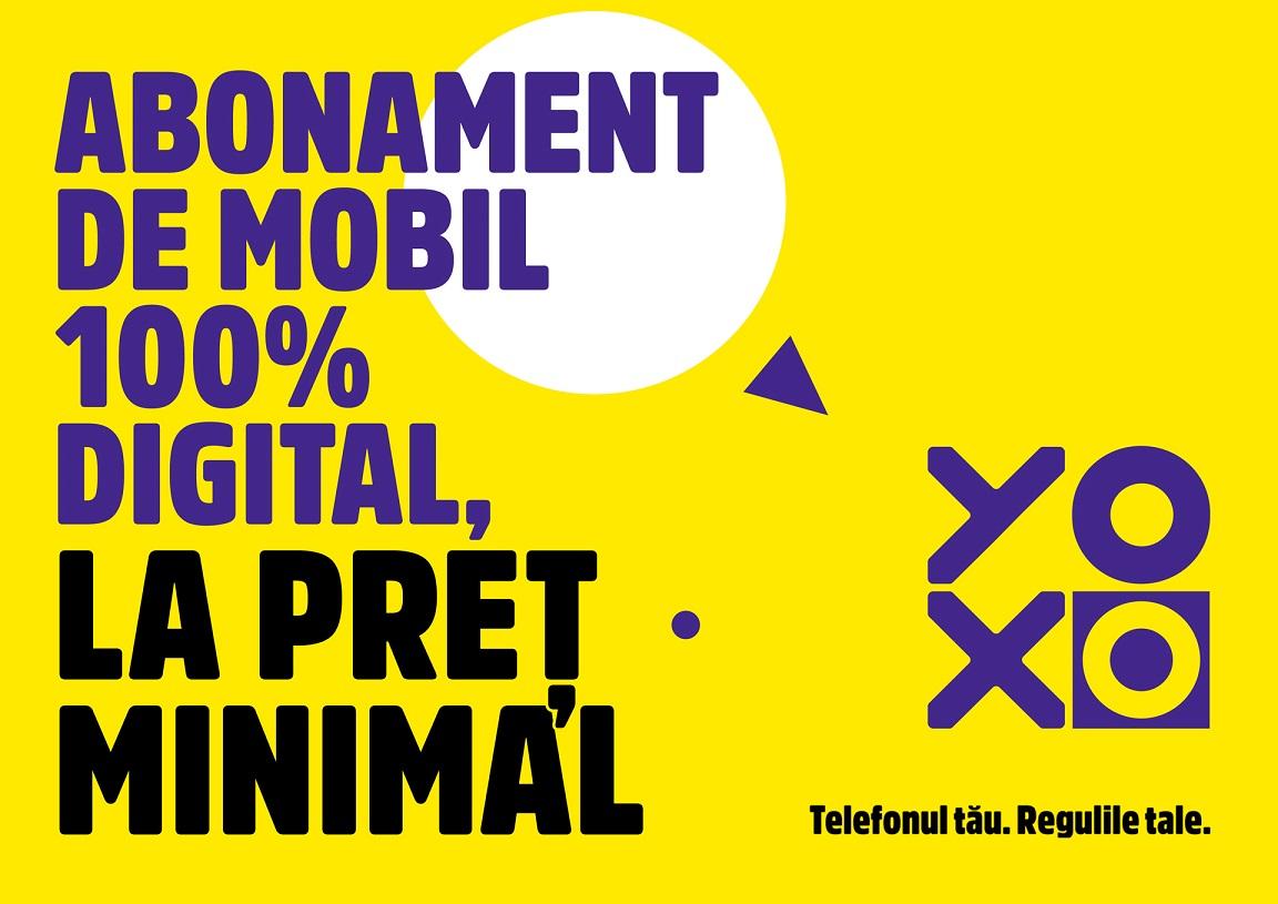 YOXO, abonamentul mobil digital 100% controlat din aplicație. Cum funcționează