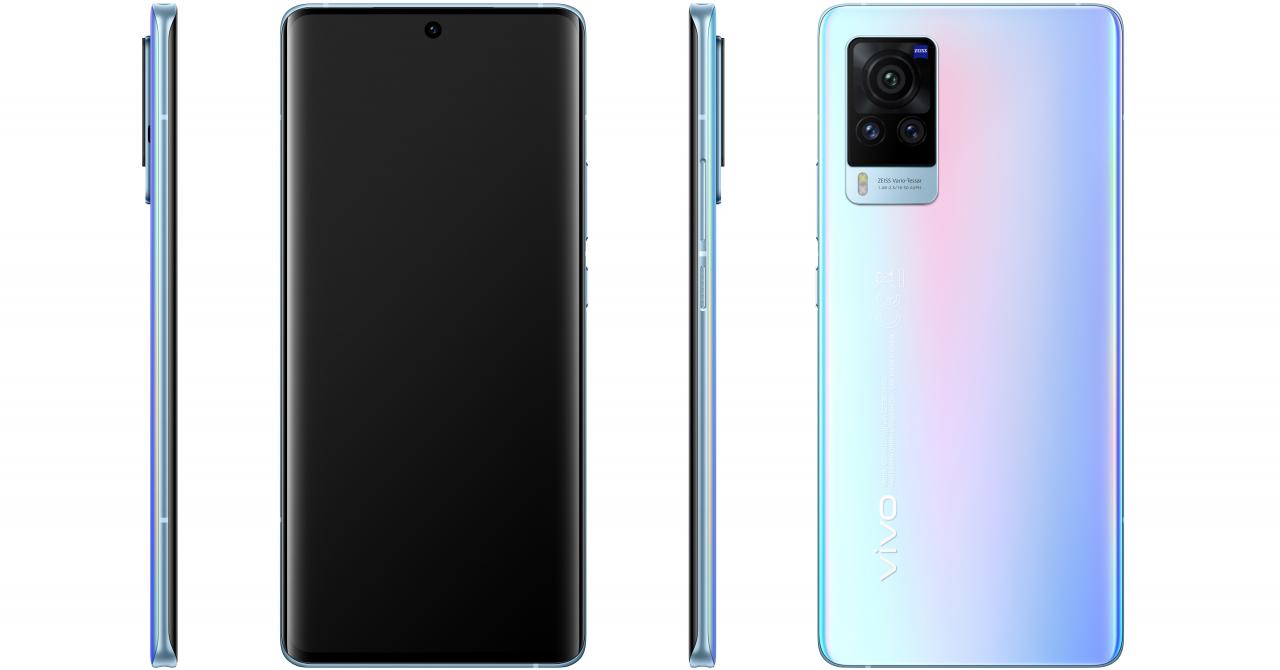 vivo lansează în Europa vivo X60 Pro - Snapdragon 870 și ecran 120 de Hz