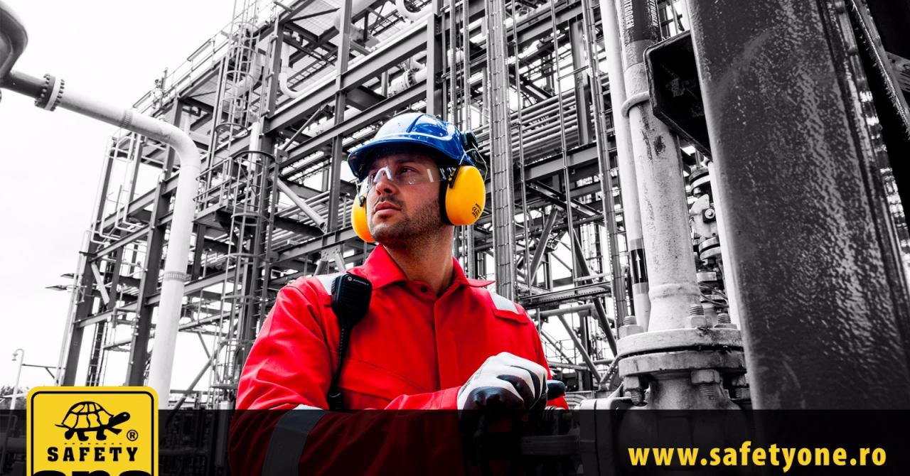 Siguranța și echipamentele de protecție la locul de muncă