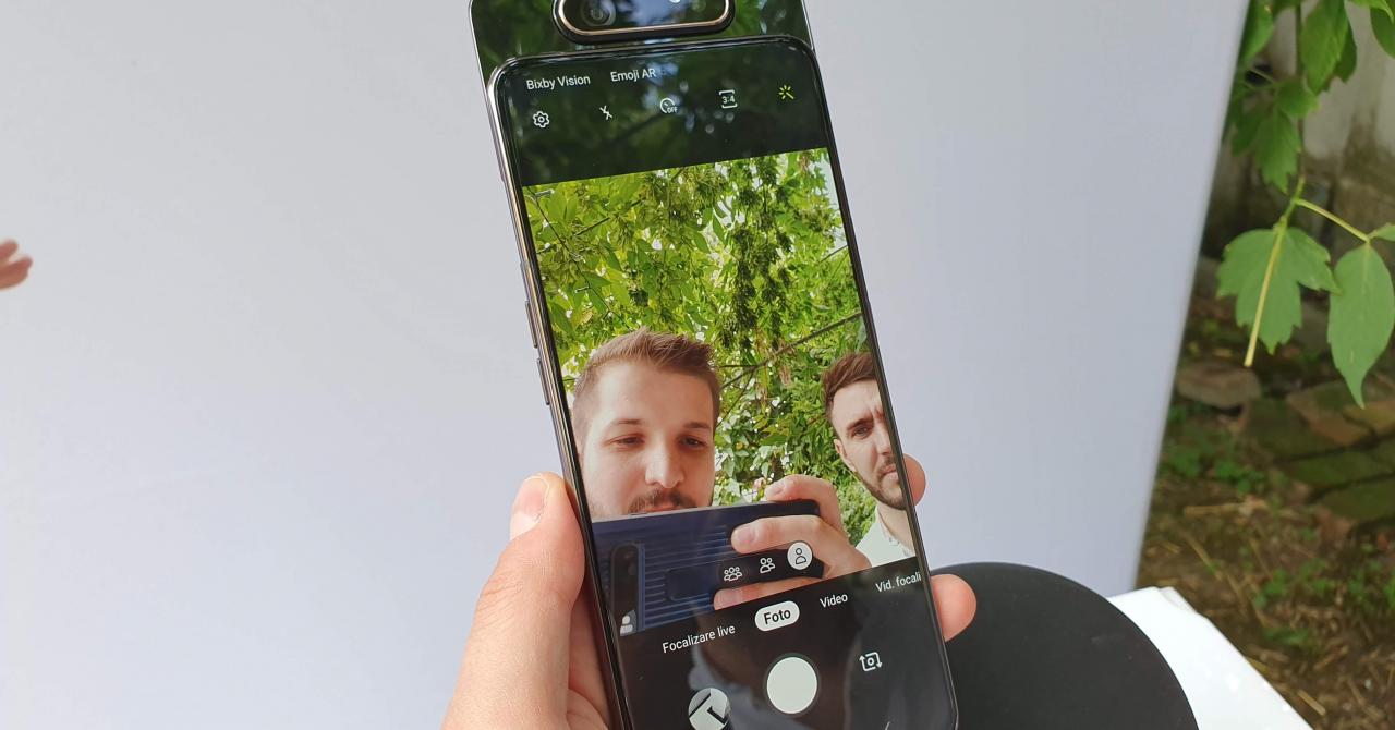 Gama Samsung Galaxy A, prezentată în România. Primele impresii