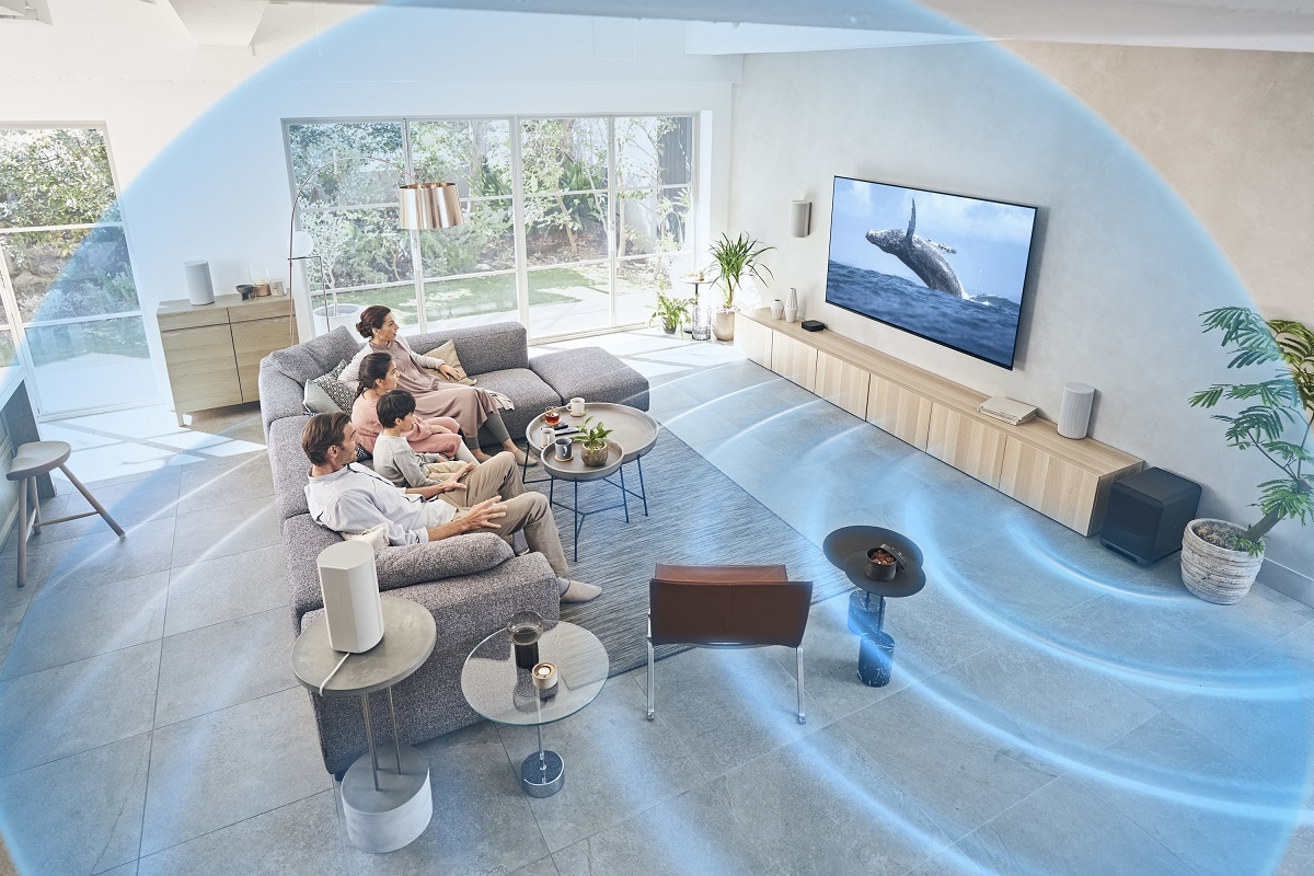 Sony lansează HT-A9, sistem de sunet surround 360 pentru acasă