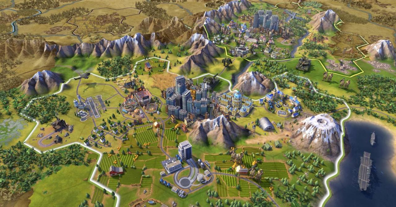 Un joc de Civilization între SUA și China, cu Huawei la mijloc