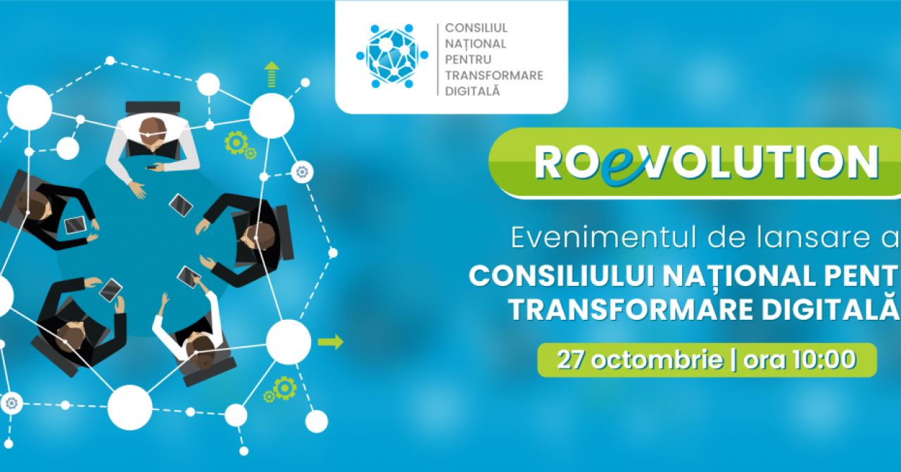 Consiliul Național pentru Transformarea Digitală: cum se remodelează România