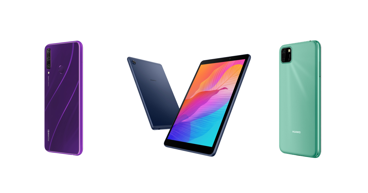 Huawei lansează două noi telefoane ieftine din seria Y și o nouă tabletă