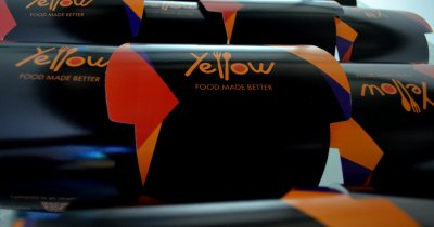 Fondatorul Star Taxi deschide la București Yellow.Menu, un serviciu premium de livrare de mâncare