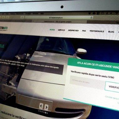 """Planurile InspectorAuto.ro, site-ul care vede ce se ascunde în spatele lui """"nu bate, nu troncăne"""""""