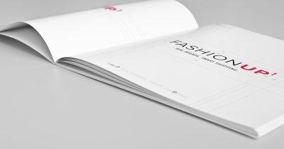 Platforma online FashionUP estimează vânzări cu 300% mai mari anul acesta. Schimbare de identitate vizuală