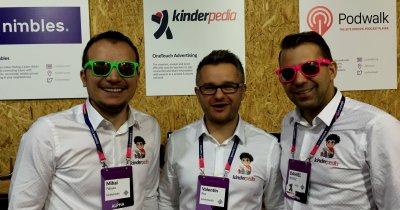 """Daniel Rogoz, Kinderpedia, despre Web Summit: """"Cred că interesul media pentru produs a fost punctul culminant"""""""
