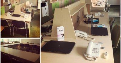 20 de locuri disponibile într-un coworking space nou din București