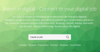digitaljob.ro, o platformă românească pentru joburi numai din industria IT și digitală