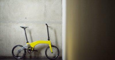 Obsesia unei biciclete galbene. Povestea creatorilor celei mai ușoare biciclete pliabile din lume
