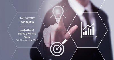 Global Entrepreneurship Week - tu de ce ai ales antreprenoriatul?