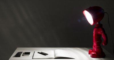 The Lampster - povestea proiectului de 1,3 milioane de dolari de pe Kickstarter