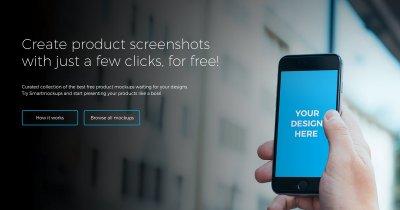 #Utile - Smartmockups - prezintă-ți aplicația cu poze frumoase, fără să dai bani
