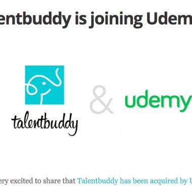 Planurile startup-ului Talentbuddy, fondat de trei români, după achiziția de către Udemy