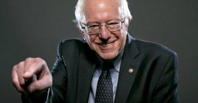 """Berniespeedtest.com - reacția românilor la """"invidia"""" lui Bernie Sanders. Cine sunt creatorii"""