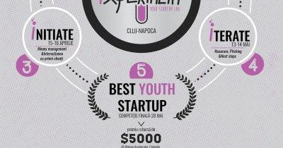 O tânără de 19 ani face la Cluj ceea ce nu poate statul: accelerator de startup-uri în licee