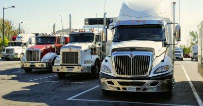 Știrile zilei - Era camioanelor autonome