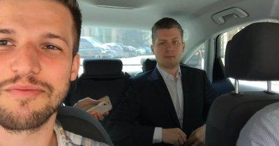 M-am plimbat o zi cu #uberpitch ca să aud ideile de afaceri ale tinerilor români