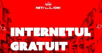Faci o faptă bună? Ai internet gratis în București de la Net/me/ON!